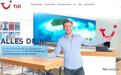 TUI poszerza w Niemczech sieć sklepów franczyzowych