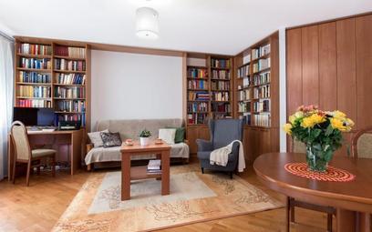 Mieszkanie o powierzchni 84,5 mkw. na warszawskiej Białołęce jest wycenione na 619 tys. zł.