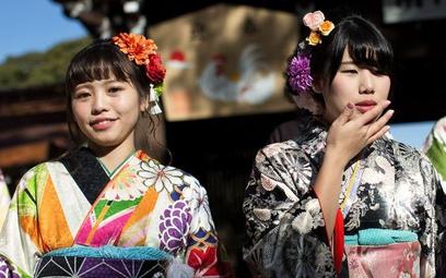 Rekordowy rok dla turystyki w Japonii