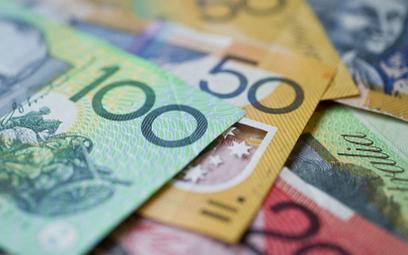 Dlaczego cierpi dolar australijski