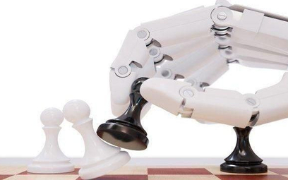 Sztuczna inteligencja w służbie przedsiębiorstw