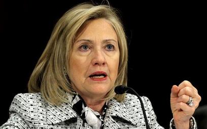 O agencie poinformowała w specjalnym oświadczeniu sekretarz stanu USA Hillary Clinton