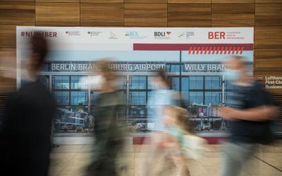 Pierwszy raz milion pasażerów na lotnisku w Berlinie