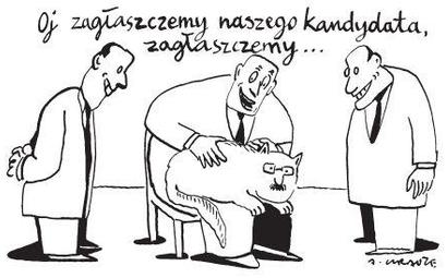 """Wystawę rysunków Andrzeja Krauzego z lat 1970-89 zatytułowaną """"Gdy rozum śpi"""" można oglądać jeszcze"""