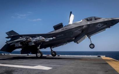 Zlecone Lockheedowi badania mają potwierdzić żywotność płatowców F-35B na poziomie co najmniej 8000