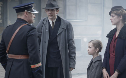 "Kadr z filmu ""Ciotka Hitlera"""