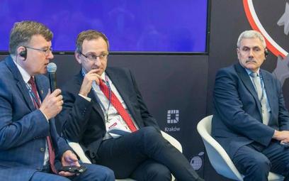 Uczestnicy debaty rozmawiali o rozwiązaniach dla samorządów z zakresu szeroko pojętej energetyki