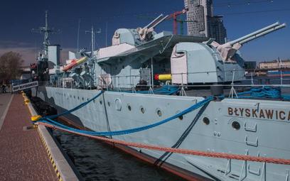 Od żaglowców do torpedowców