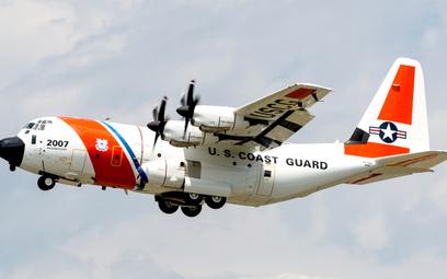 Pierwszy samolot transportowo-patrolowy HC-130J z wyposażeniem w standardzie Block 8.1 Fot./Lockheed