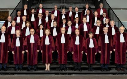 sędziowie TSUE