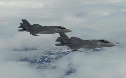 Dostawy F-35A do Norwegii na półmetku