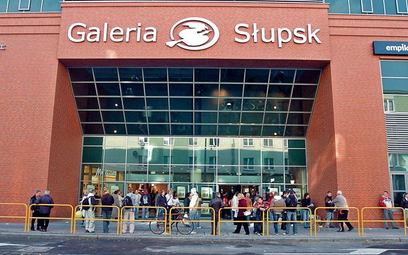 Galeria Handlowa Słupsk