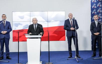 Sondaż: Jak Polacy oceniają Jarosława Kaczyńskiego?