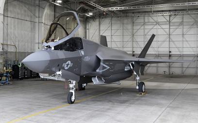 134. F-35 Lightning II – w wersji F-35B – przekazany przez producenta w 2019 r. Fot. Lockheed Martin