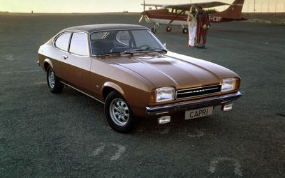 Historia motoryzacji   Ford Capri: Samochód, który zawsze chciałeś