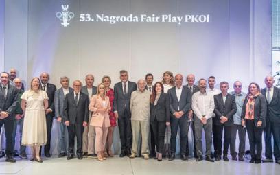 Laureaci 53. Nagród Fair Play PKOl