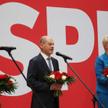 Olaf Scholz, kandydat SPD na kanclerza