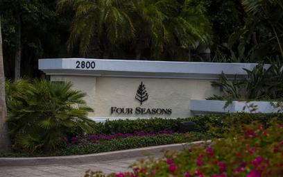 Hotel Four Seasons w Palm Springs
