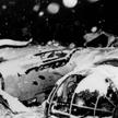 Rosyjski bombowiec zestrzelony w czasie wojny zimowej