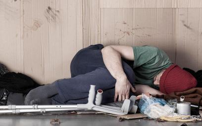 Bezdomność - eksperci RPO apelują o pomoc