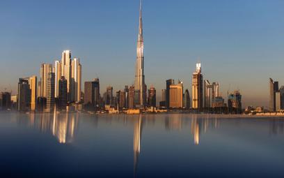 Mniej podróżnych w 2019 r. przez Dubaj