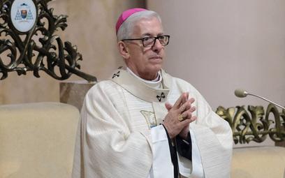 Arcybiskup Wiktor Skworc rezygnuje ze stanowisk w KEP
