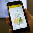 Na smartfonie można już śledzić na bieżąco dane na temat produkcji prądu z paneli solarnych, jego st