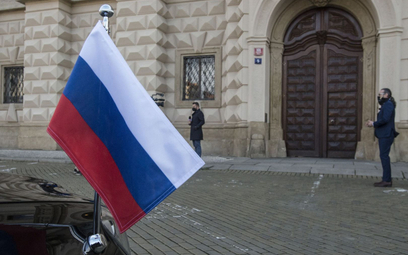 Zaostrza się spór Rosji i Czech o dyplomatów