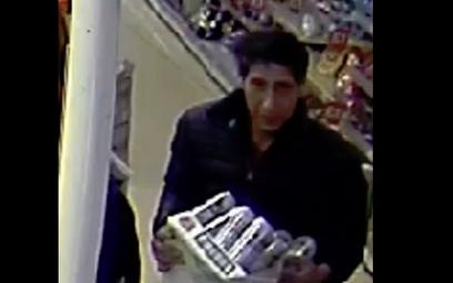 """Brytyjska policja szuka sobowtóra Rossa z """"Przyjaciół"""""""