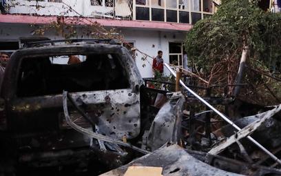 W ataku amerykańskiego drona zginęło 7 dzieci. Pentagon: Tragiczny błąd