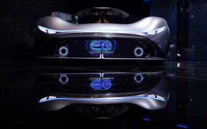 Mercedes jest jednym z największych sponsorów e-sportu