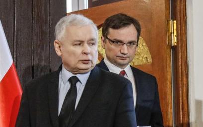 Zuzanna Dąbrowska: Jak rośnie Zbigniew Ziobro