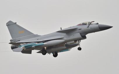 Tajwan: 25 chińskich samolotów bojowych w pobliżu wyspy