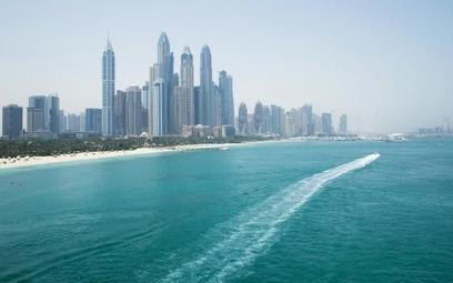Dubaj planuje wielką przystań z latarnią morską