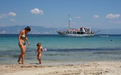 Grecja aktualizuje zasady wjazdu. Zmiana wieku testowania dzieci