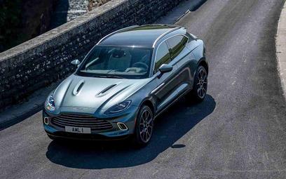 Wielki powrót Astona Martina