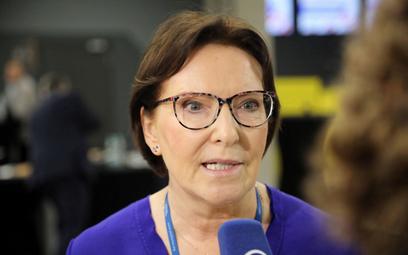 Ewa Kopacz: Zostawiliśmy zdrowe finanse, dlatego PiS mógł rozdawać