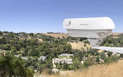 Polskie czujniki, wspierane sztuczną inteligencją, chronią już mieszkańców Kalifornii przed pożarami