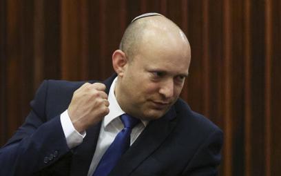 Naftali Bennett, lider Yaminy