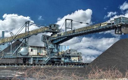 Największy taśmociąg węglowy Rosji