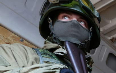 Rosja wyszkoli jednostki bośniackich Serbów