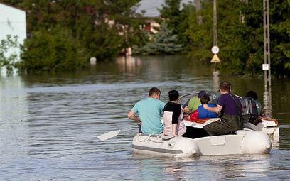 600 mln zł dla zalanych gmin