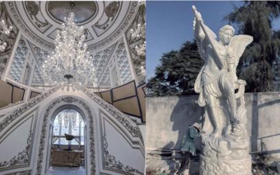Świątynia kiczu: dom Philippa Pleina za pół miliarda złotych