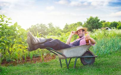 Urlop wypoczynkowy byłego rolnika