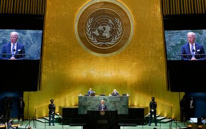 """Zgromadzenie Ogólne ONZ. Biden zapowiada """"poczatek nowej ery"""""""