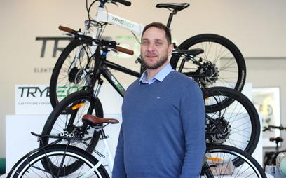 Tomasz Przygucki, prezes TrybEco: Postrzeganie roweru elektrycznego się zmieniło