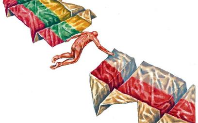 Paweł Kowal o potrzebie cierpliwości wobec Litwy