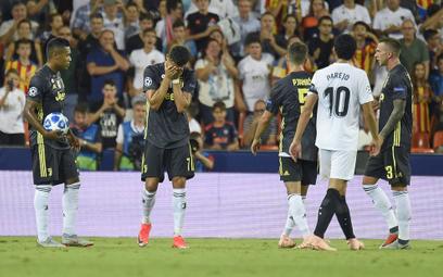 Ronaldo zobaczył swoją pierwszą czerwoną kartkę w LM