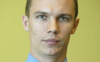 Mikołaj Woźniak, Europejska Grupa Podatkowa PricewaterhouseCoopers