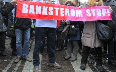 W piątek zadłużeni we frankach po raz kolejny będą protestowali w Warszawie